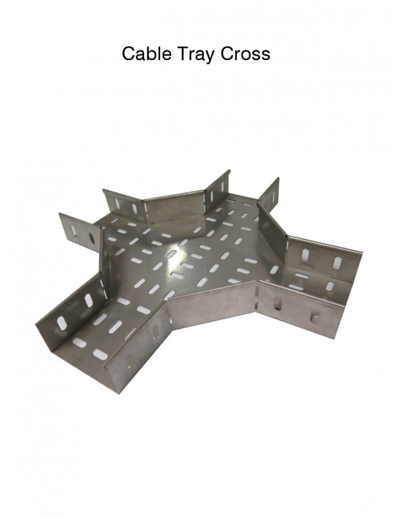 Cable Tray Cross New