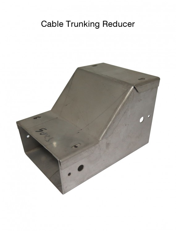 Cable Trunking Reducer New